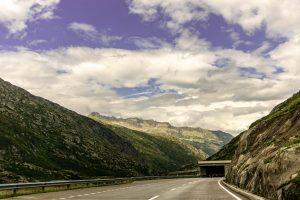 Gotthardpass Zwitserland