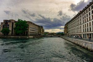 Geneve, Zwitserland